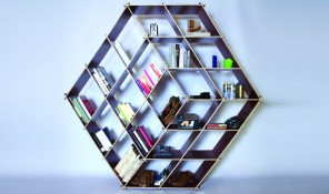 ISOMETRIC SHELVING SYSTEM ALIVE ALIX WELTER