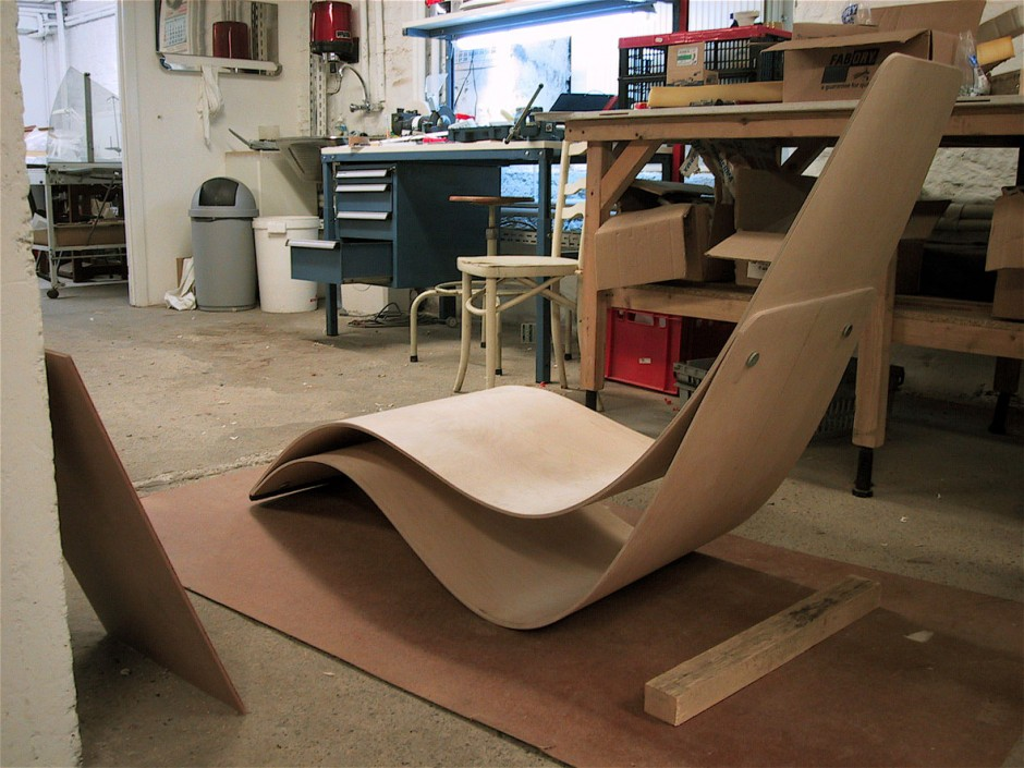 ALIX WELTER SPRING PROTO 2 BIRCH PLYWOOD ALIX WELTER